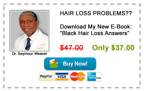 Black Hair Loss Answers E-Book